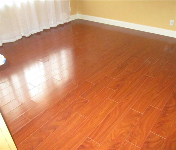 Recovering Hardwood Floors After
