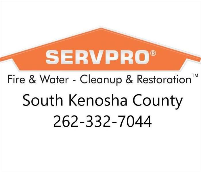 Water Damage Faster to your South Kenosha Water Damage Event
